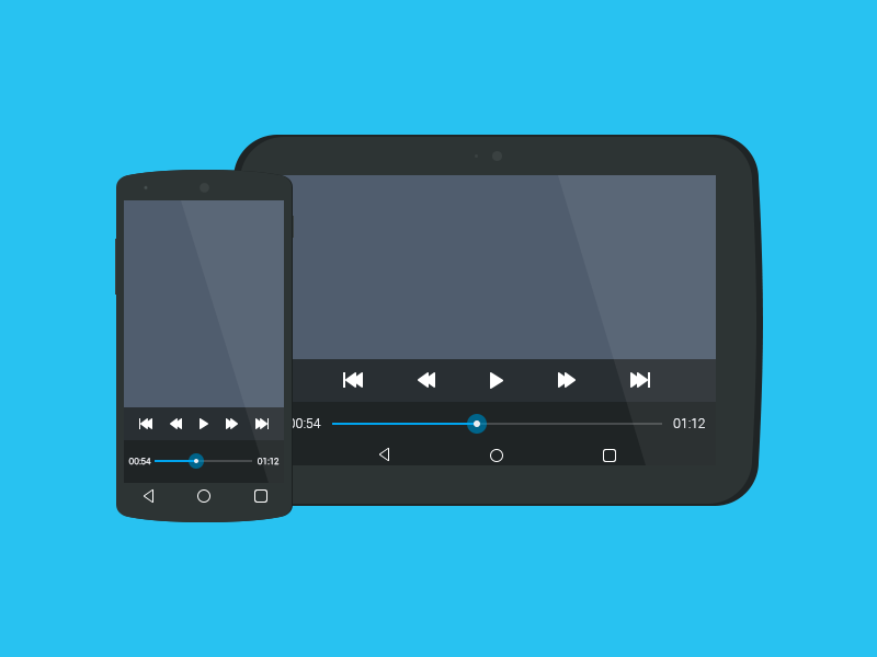 Bugtut: How to develop a video player using ExoPlayer